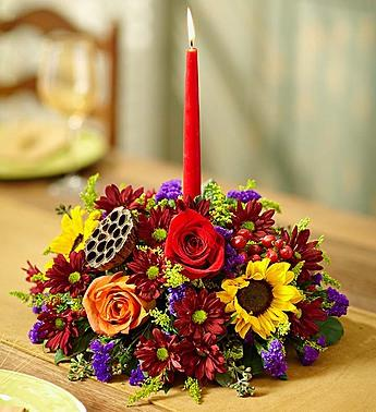 Harvest Glow Centerpiece