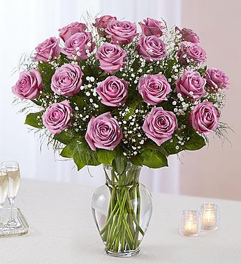 Ultimate Elegance™ Long Stem Lavender Roses