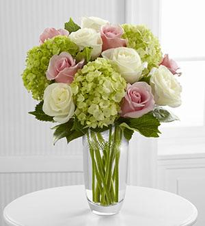 The FTD® Embracing Grace™ Bouquet by Vera Wang