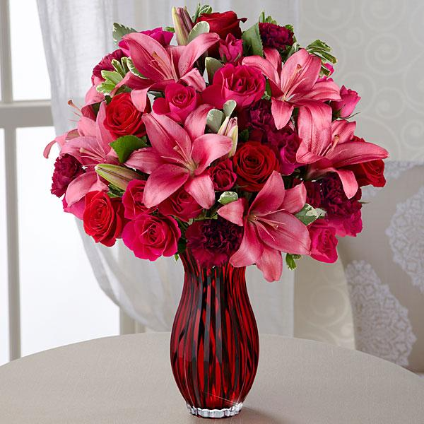 The FTD® Lasting Romance® Bouquet - Standard