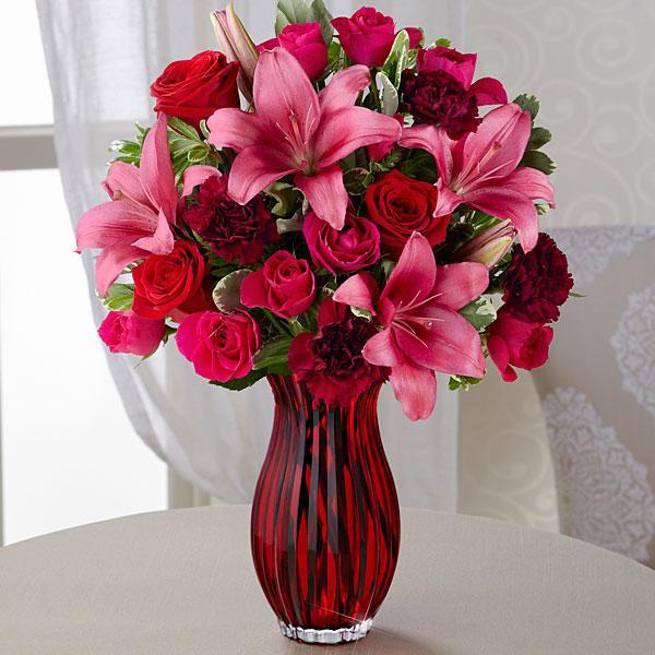 The FTD® Lasting Romance® Bouquet - Standard