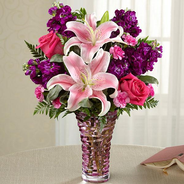 The FTD® Timeless Elegance™ Bouquet - VASE INCLUDED