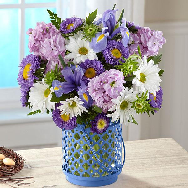 The FTD® Cottage Garden™ Bouquet by Better Homes and Gardens® -VASE INCLUDED