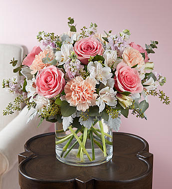 Blushing Blooms™ Bouquet