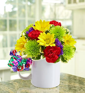 It''s Your Day Bouquet - Mugable