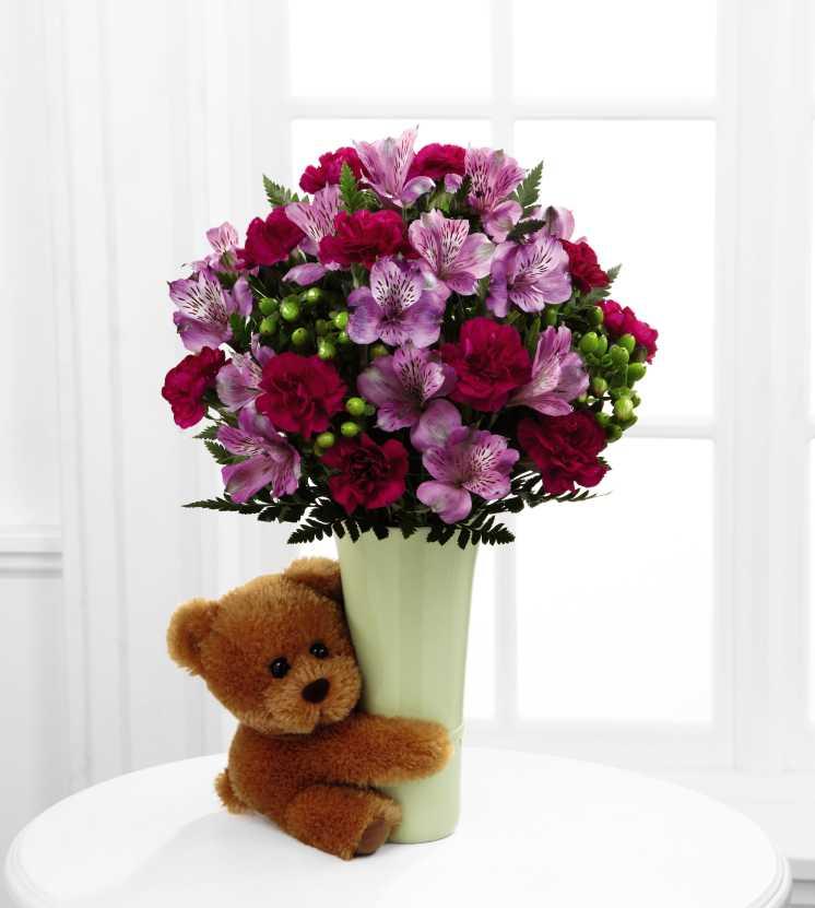 The FTD Big Hug Bouquet