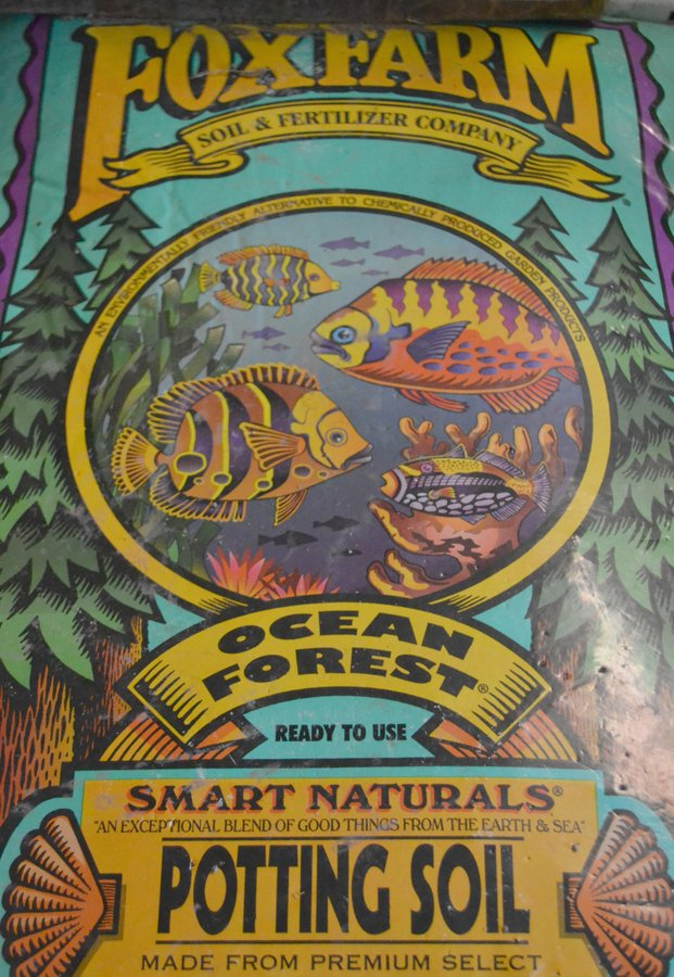 Fox Farms Ocean Forest Potting Soil