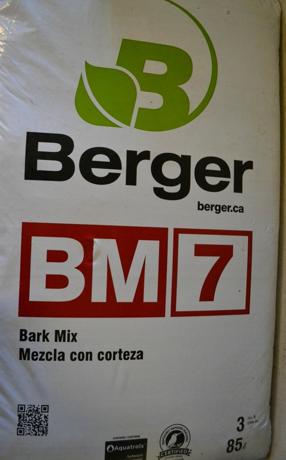 Berger BM 7 Potting Soil Mix