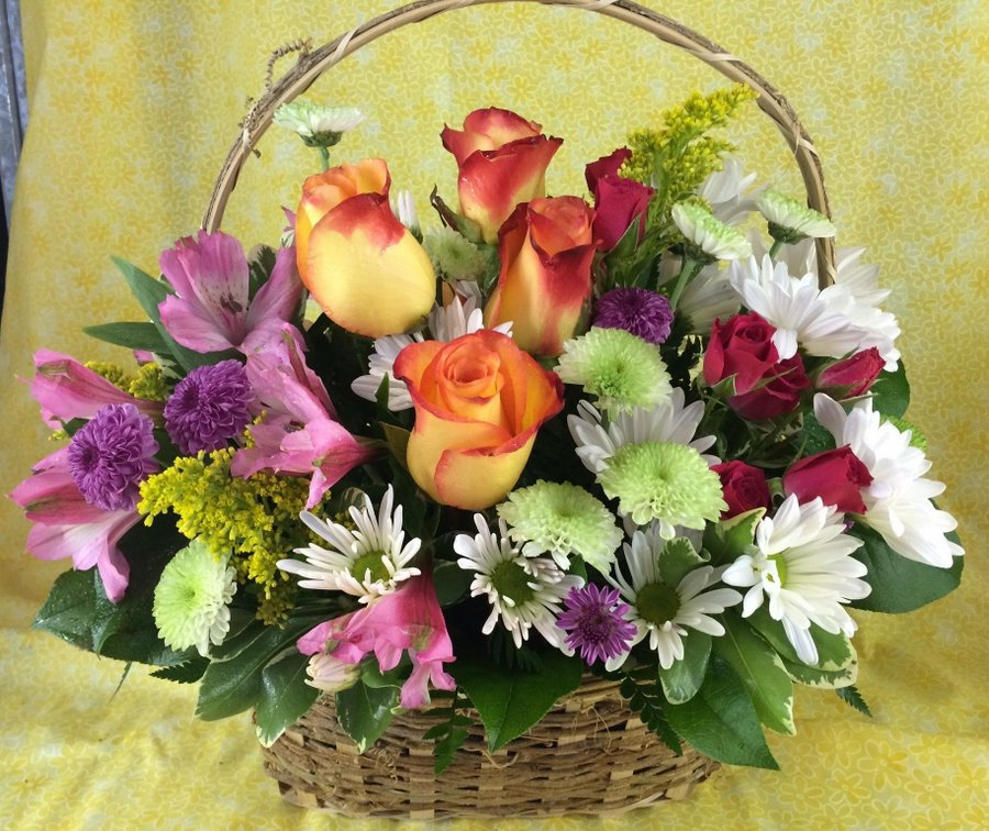 Springful Basket