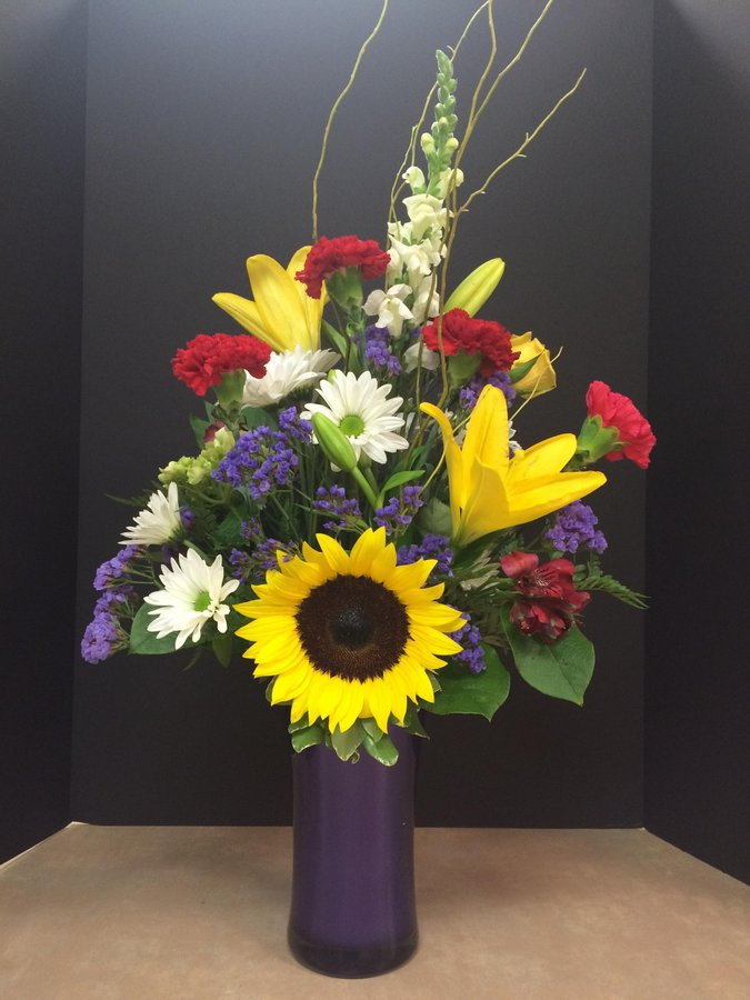Summery Cylinder Arrangement
