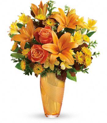 Amber Elegance Bouquet