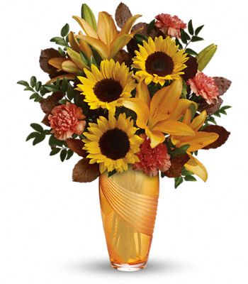 Golden Grace Bouquet