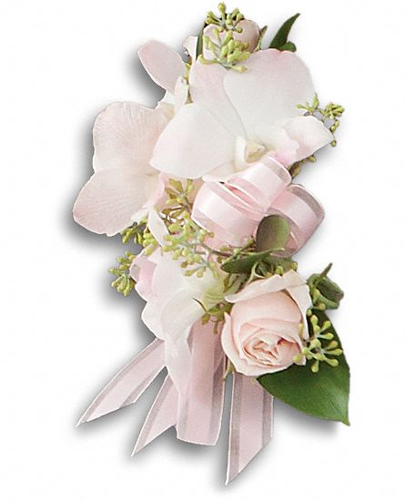 Beautiful Blush Corsage