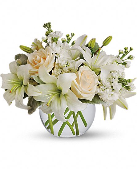Sympathy Flowers for the Home & Office