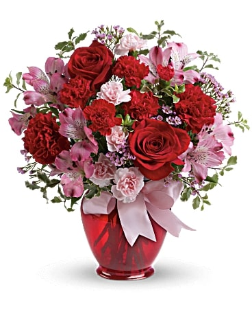 Teleflora''s Blissfully Yours Bouquet