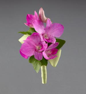 The FTD® Give Me Forever™ Boutonniere by Vera Wang