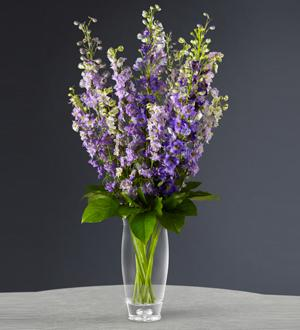 The FTD® Light of Love™ Centerpiece by Vera Wang