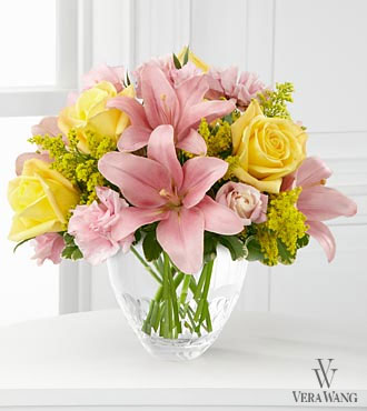 The FTD® Sweet Effects™ Bouquet by Vera Wang