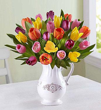 Welcome Spring™ Tulip Bouquet