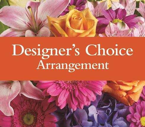 Designer's Choice for Mother's Day (multiple sizes available)